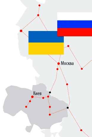 Перевозка грузов Россия - Украина