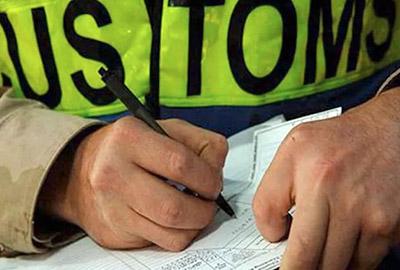 Новые таможенные правила Украины